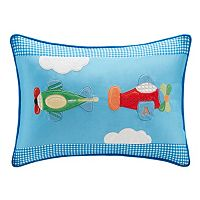 Mi Zone Kids Truck Zone Oblong Throw Pillow