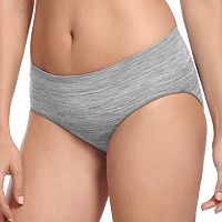 Jockey Seamfree Heathered Hipster Panty 2136