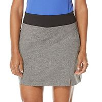 Women's Grand Slam Heather Performance Golf Skort
