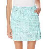Women's Grand Slam Performance Marble Printed Golf Skort