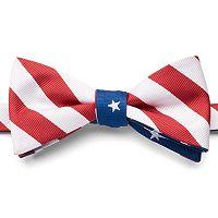 Men's Croft & Barrow Americana Pre-Tied Bow Tie