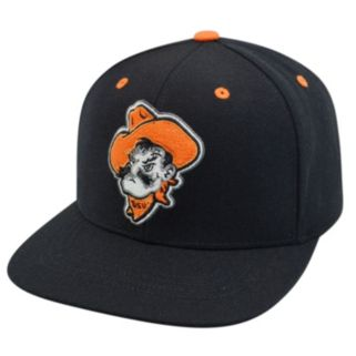 Adult Top of the World Oklahoma State Cowboys Flat-Bill Cap