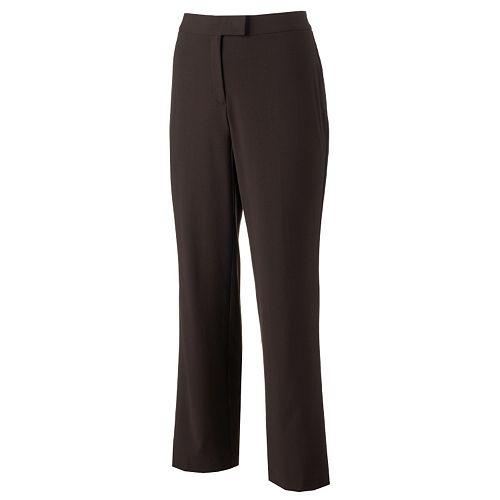 Petite Napa Valley Slimming Dress Pants