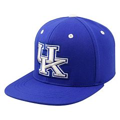 Adult Top of the World Kentucky Wildcats Flat-Bill Cap