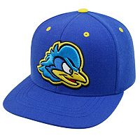 Adult Top of the World Delaware Blue Hens Flat-Bill Cap