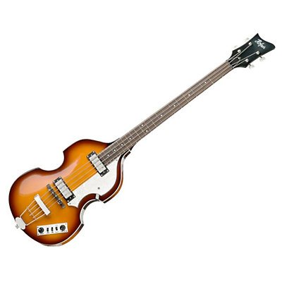 Hofner Ignition Electric Violin Bass Guitar