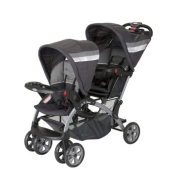 Baby Trend Sit N' Stand Double Stroller