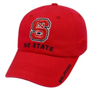 Adult Top of the World North Carolina State Wolfpack Undefeated One-Fit Cap