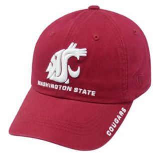 Adult Top of the World Washington State Cougars Undefeated Adjustable Cap