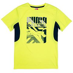 Boys 4-7 PUMA 'Born A Winner' Metallic Tee