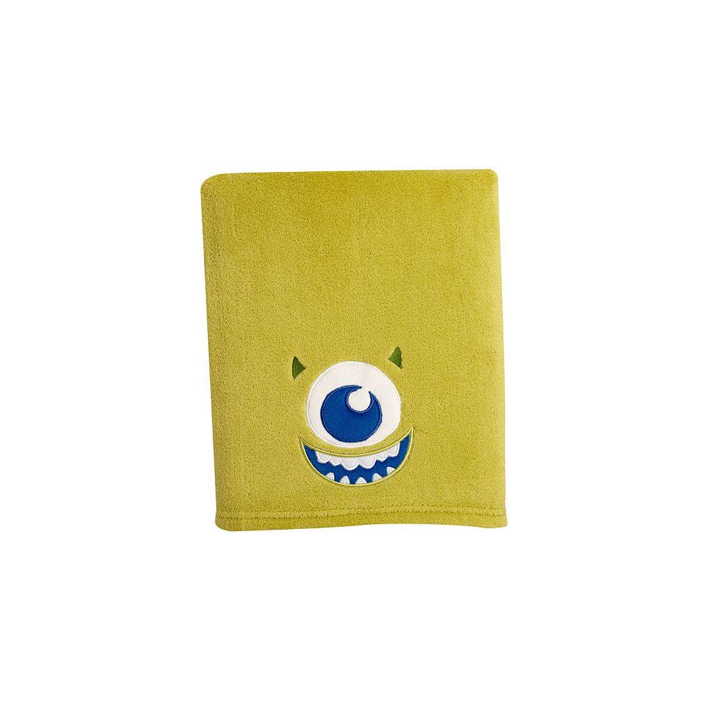 Disney / Pixar Monsters Inc. Monsters at Play Fleece Blanket
