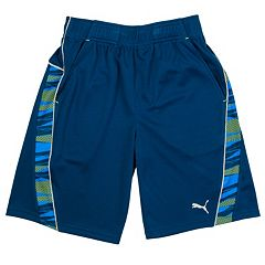 Boys 4-7 PUMA Athletic Microfiber Shorts