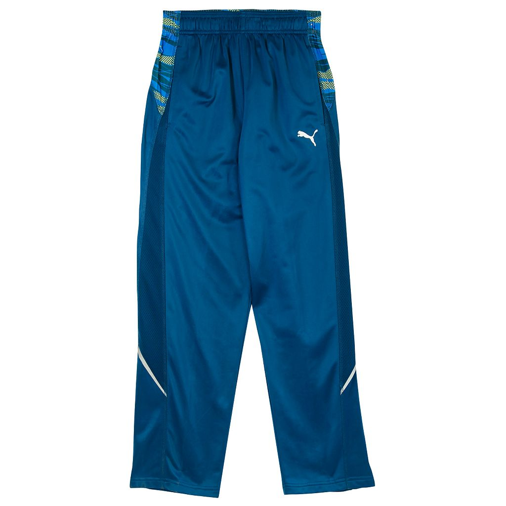 Boys 4-7 PUMA Athletic Tricot Pants