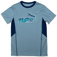 Boys 4-7 PUMA Abstract Logo Tee