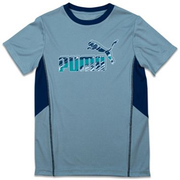 Boys 4-7 PUMA Abstract Logo Tee