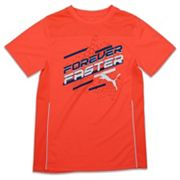Boys 4-7 PUMA 'Forever Faster' Tee