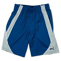 Boys 4-7 PUMA Colorblocked Shorts