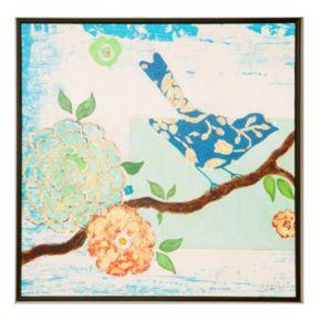 Intelligent Design Blooming Florals 2-piece Wall Art Set
