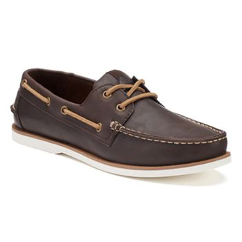 Sonoma Goods For Life Mens Boat Shoes