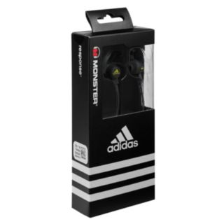 adidas Sport Response Earbuds by Monster