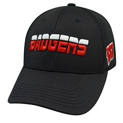Adult Top of the World Wisconsin Badgers Vigor One-Fit Cap