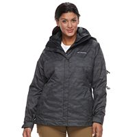 Plus Size Columbia Outer West Thermal Coil® 3-in-1 Systems Jacket