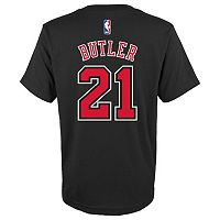 Boys 8-20 adidas Chicago Bulls Jimmy Butler Tee