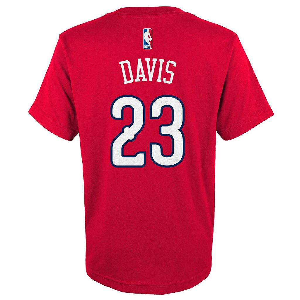 Boys 8-20 adidas New Orleans Pelicans Anthony Davis Tee