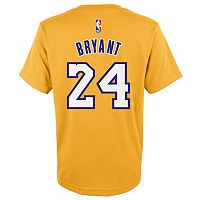 Boys 8-20 adidas Los Angeles Lakers Kobe Bryant Tee