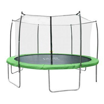 Pure Fun Dura-Bounce 12-ft. Trampoline & Enclosure