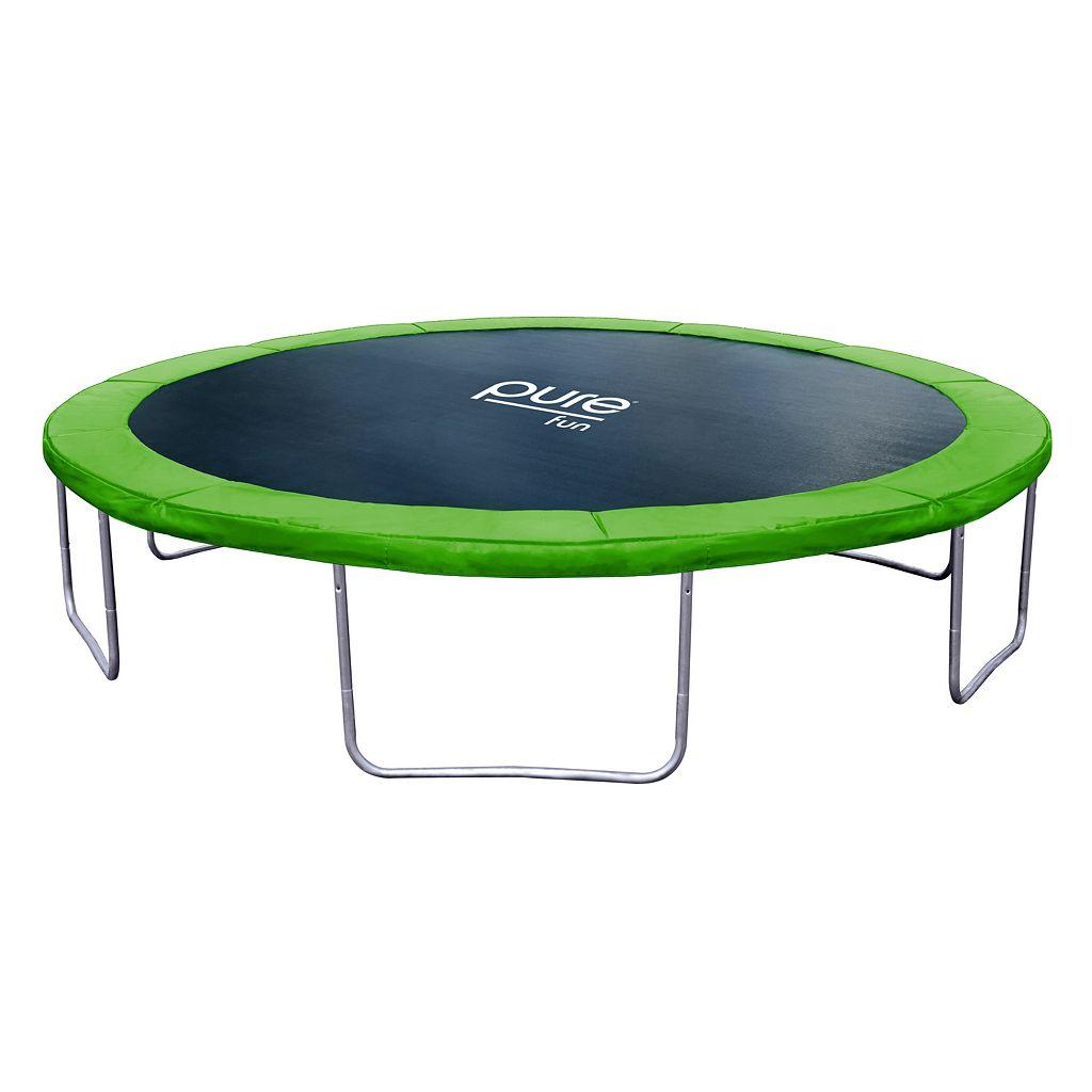 Pure Fun Dura-Bounce 14-ft. Trampoline
