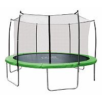 Pure Fun Dura-Bounce 14-ft Trampoline & Enclosure