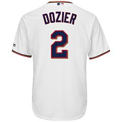 Men's Majestic Minnesota Twins Brian Dozier Replica MLB Jersey