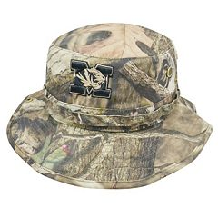 Adult Top of the World Missouri Tigers Woodsmen Bucket Hat