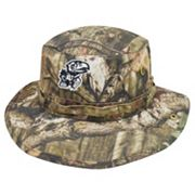 Adult Top of the World Kansas Jayhawks Woodsmen Bucket Hat