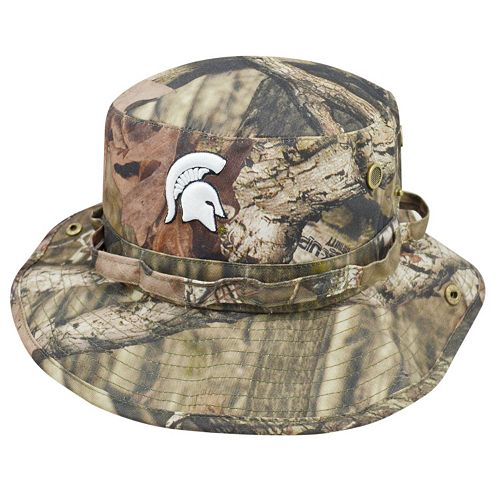 Adult Top of the World Michigan State Spartans Woodsmen Bucket Hat