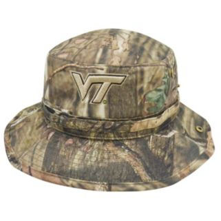 Adult Top of the World Virginia Tech Hokies Woodsmen Bucket Hat