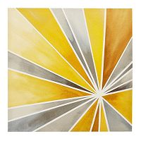 Intelligent Design Ray Of Sunshine Canvas Wall Art