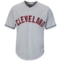 Men's Majestic Cleveland Indians Cool Base Jersey