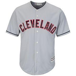 Men's Majestic Cleveland Indians Cool Base Jersey