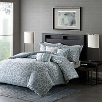 Madison Park Elena 6 pc Duvet Cover Set