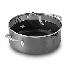 Calphalon Classic 5-qt Hard-Anodized Nonstick Aluminum Dutch Oven