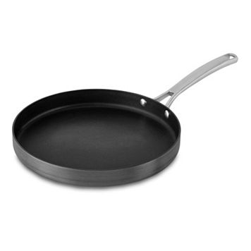 Calphalon Classic 12-in. Hard-Anodized Nonstick Aluminum Round Griddle