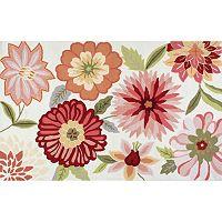 nuLOOM Uzbek Floral Rug