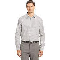 Big & Tall Van Heusen Traveler Stretch Classic-Fit No-Iron Button-Down Shirt