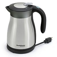 Chef'sChoice International KeepHot 1.2-Liter Electric Teakettle