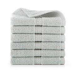Grand Patrician Suites 6-pack Wash Cloth Set