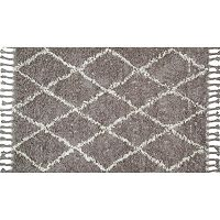 nuLOOM Moroccan Trellis Wool Rug