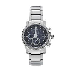 Citizen Eco-Drive Men's World Time A-T Stainless Steel Atomic Watch - AT9070-51L