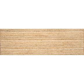 nuLOOM Eco Braided Reversible Jute Rug